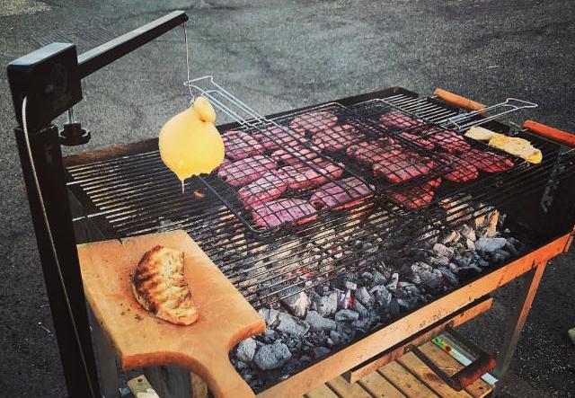Come fare il caciocavallo alla brace o sul barbecue