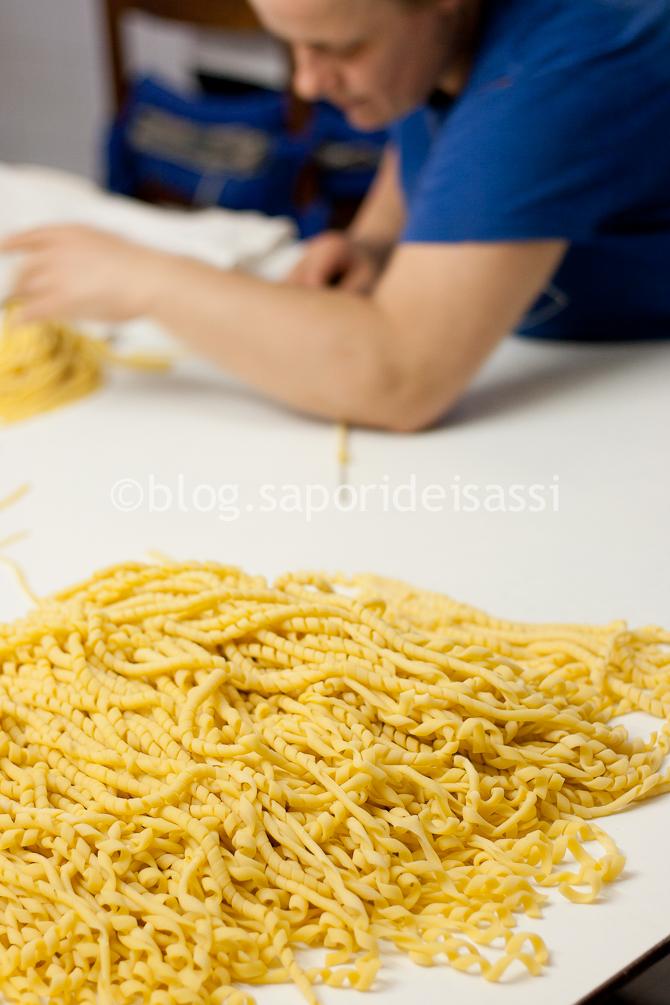 Fusilli a mano Pastificio Gentile - Pasta di Gragnano