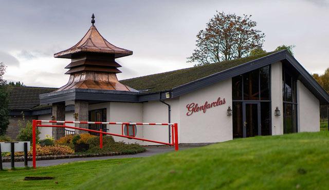 distilleria Glenfarclas Speyside