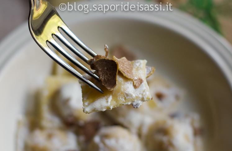 Ravioli al Tartufo Bianco