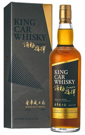 King Car Kavalan Whisky