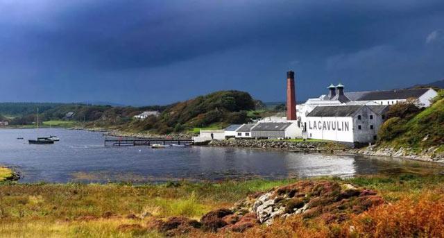 Distilleria Lagavulin ad Islay