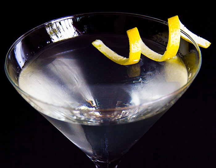 Martini Dry Cocktail