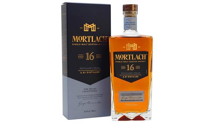 Mortlach 16