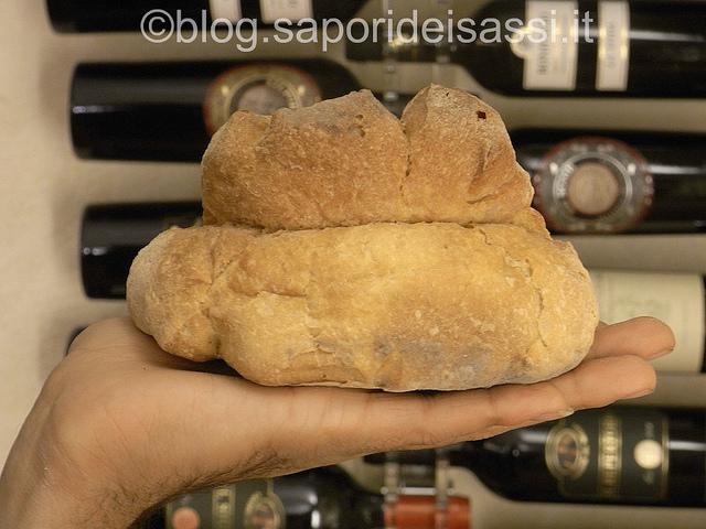 Pane di matera in miniatura