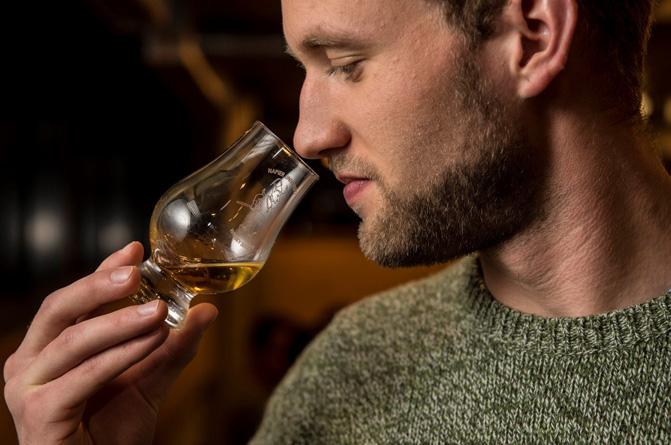 Profumo del whisky