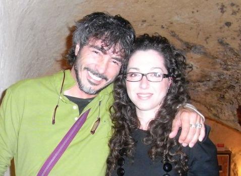 Angela e Teo Musso