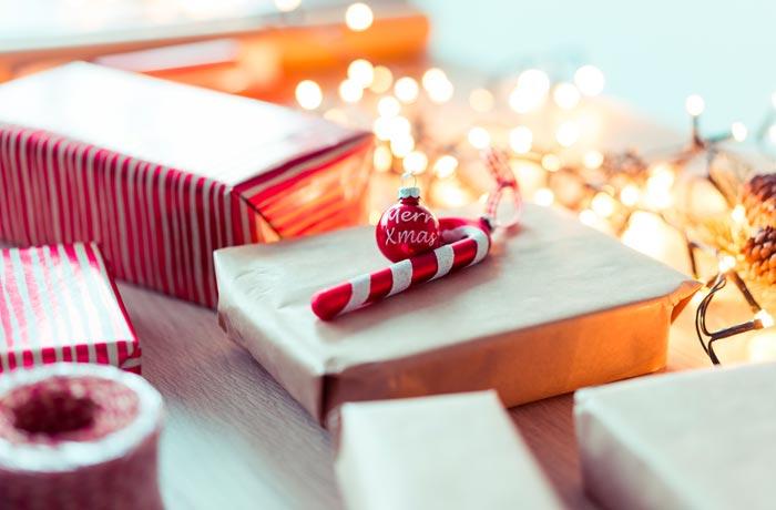cesti natalizi per l'edilizia