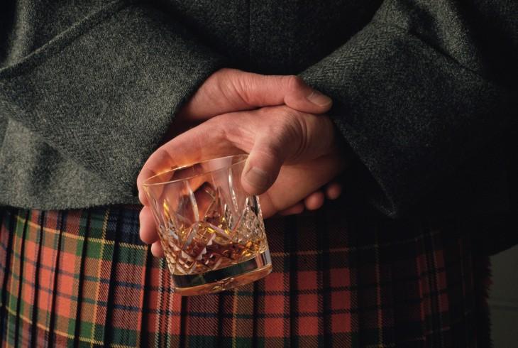 whisky della Scozia