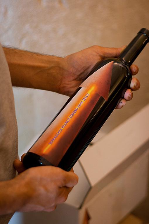 Vini naturali fuori dal comune: il Serragghia Bianco di Giotto Bini