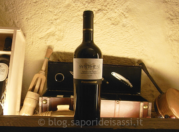 Synthesi 2007 – Paternoster – Aglianico del Vulture doc