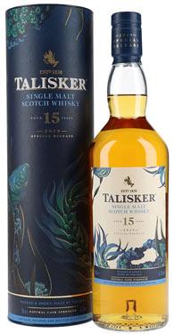 talisker 15