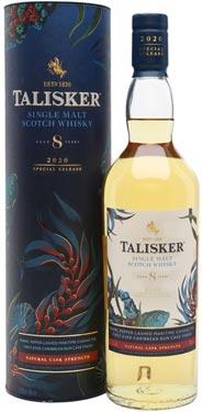 Talisker 8 whisky