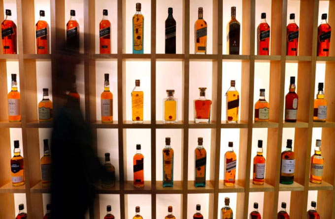 whisky Diageo