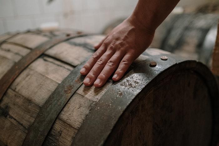 botte di whisky