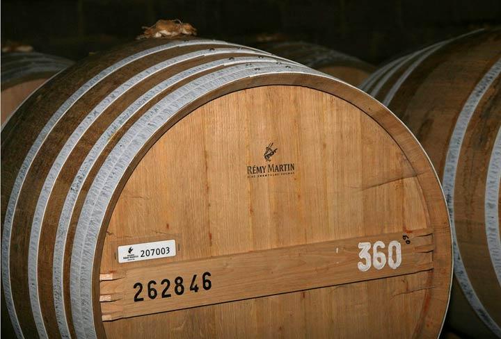 botte cognac remy martin