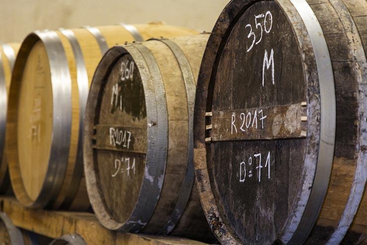 botti di cognac