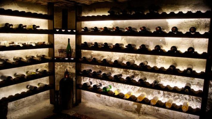 Conseervazione vino