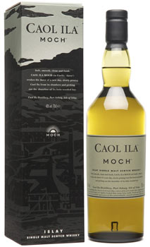 Caol Ila Moch scotch whisky