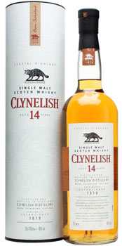 Clynelish 14 anni scotch whisky
