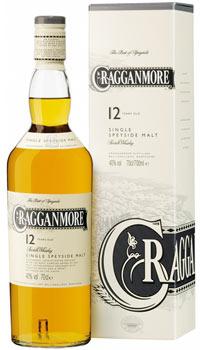 Cragganmore 12 scotch whisky