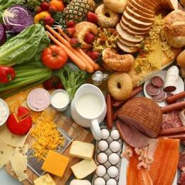 Le virtù della dieta mediterranea