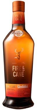 glenfiddich Fire and cane