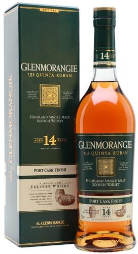 Glenmorangie quinta ruban 14 anni