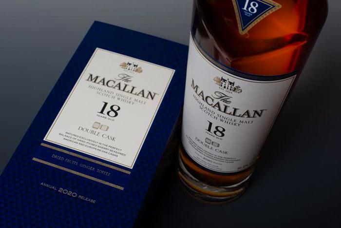 macallan 18 double cask