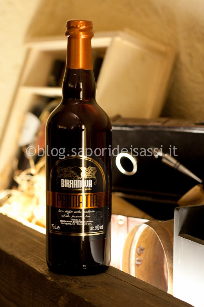 Birra Artigianale Primatia - Birrificio Birranova