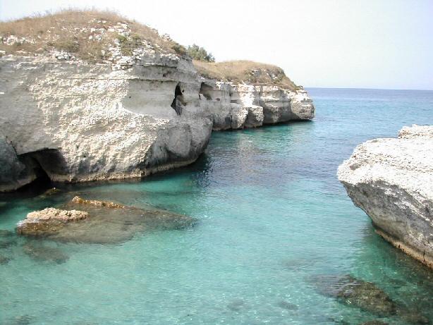 Spiagge pugliesi