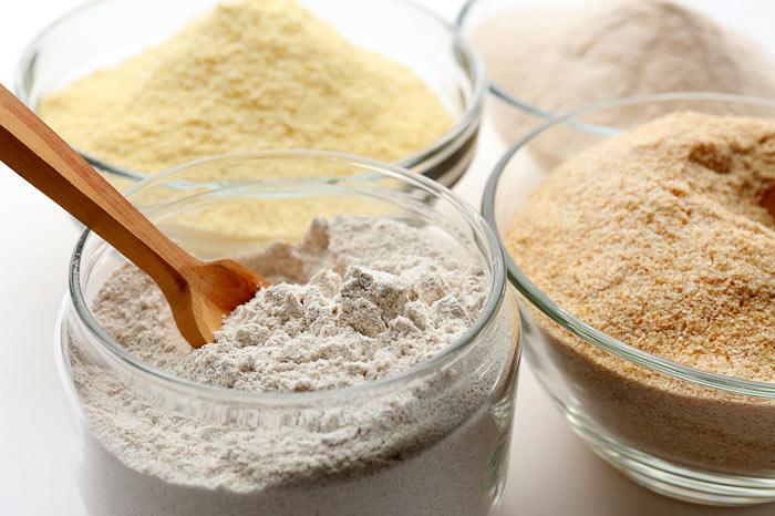 Farine di grano tenero e di grano duro